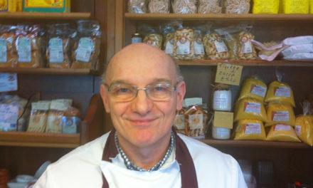 Luca Faggioni e la Bottega del Buongustaio