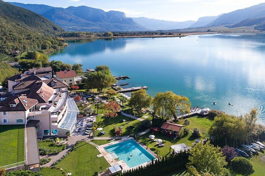 Parc Hotel am See di Caldaro (BZ)