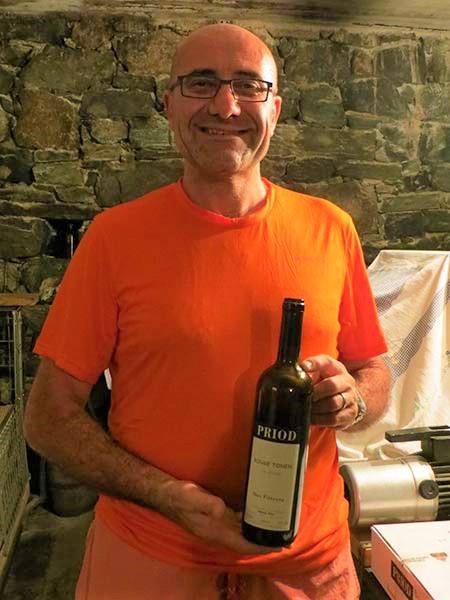 Il Dott. Fabrizio Priod